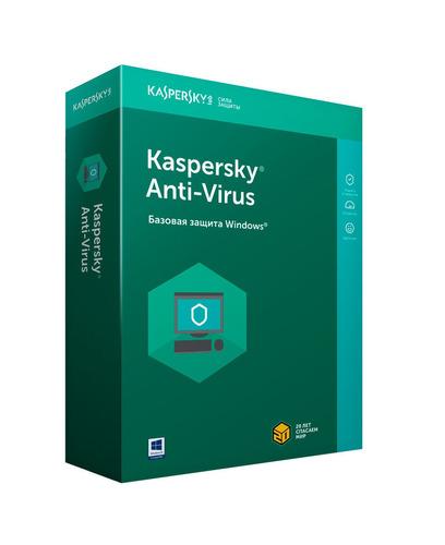 kaspersky antivirus 5 pc 1 año 2018