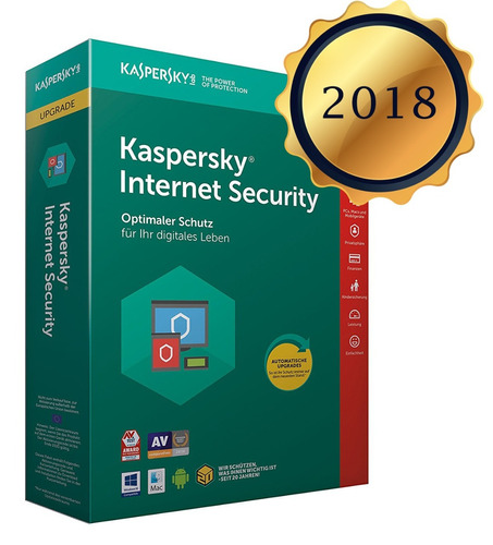 kaspersky internet security 2017 3 pc 1 año 2019 2018