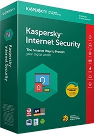kaspersky internet security 2018 licencia 3 pcs 1 año