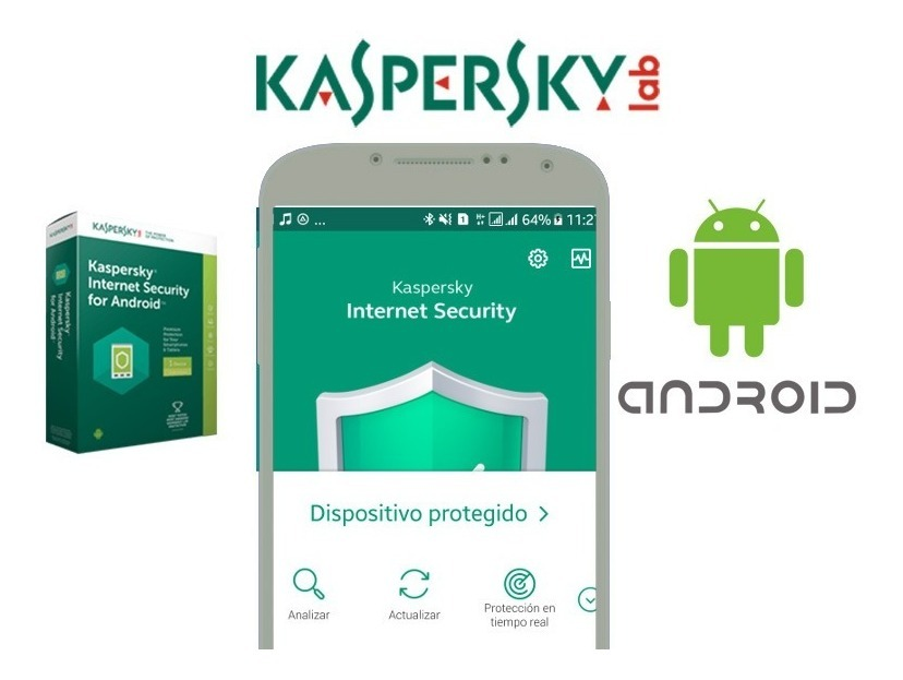 81cb416a30d kaspersky internet security para android 2019 1 año celular. Cargando zoom.