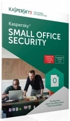 kaspersky small office security 10 pc + 1 servidor