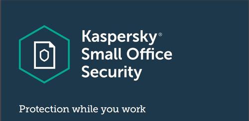 kaspersky small office security v5 1 servidor + 15 pcs 1 año
