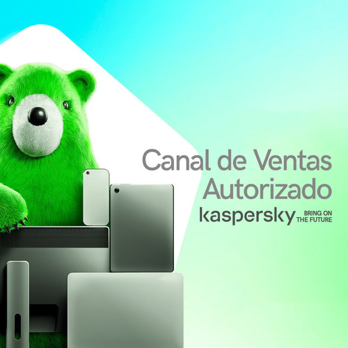 kaspersky total security 3 pc 1 año
