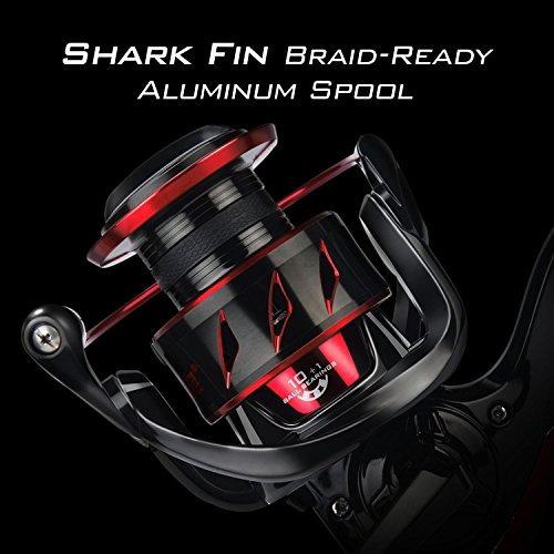 kastking sharky iii fishing reel - nuevo 2018 spinning reel