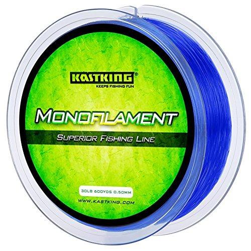 kastking world's monofilament premium 274m / 300 yardas - 25