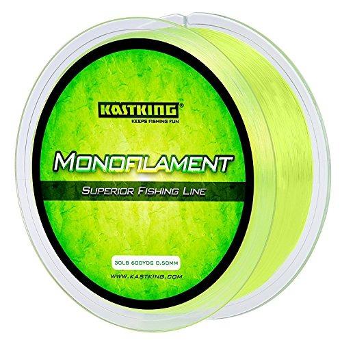 kastking world's monofilament premium 274m / 300 yardas - 8l