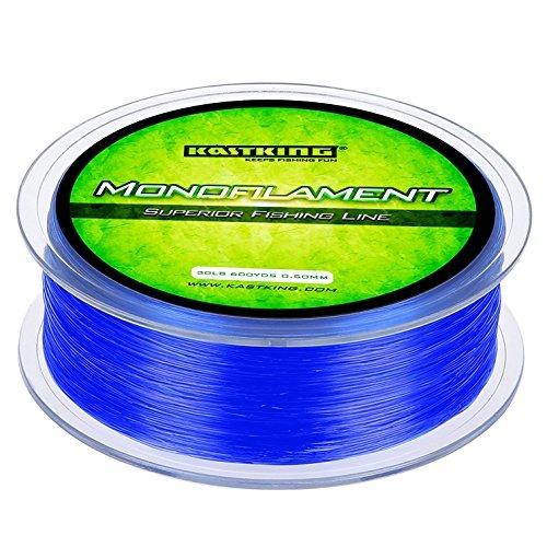 kastking world's monofilament premium 550m / 600 yardas - 15