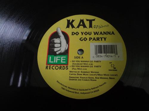 kat - do you wanna go party