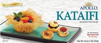 kataifi 3 paquetes