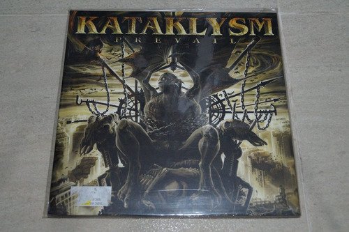 kataklysm prevail vinilo rock activity