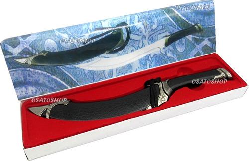 katana adaga espada punhal ornamental bainha tam:27cm