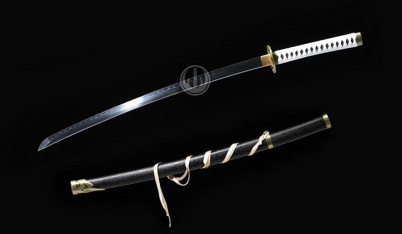 Vergil Yamato Sword Hd Wallpaper: Katana Afiada Yamato Devil May Cry Vergil Aço T10 Espada