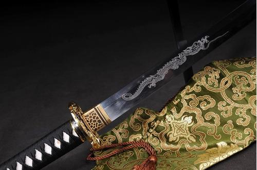 katana com espada