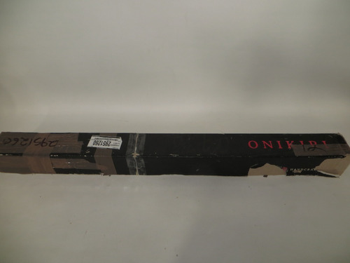 katana onikiri f906-bk usada y doblada