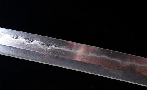 katana samurai aço t10 golden fly afiada funcional