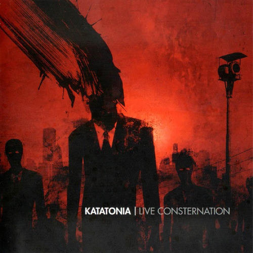katatonia - live consternation - cd+dvd