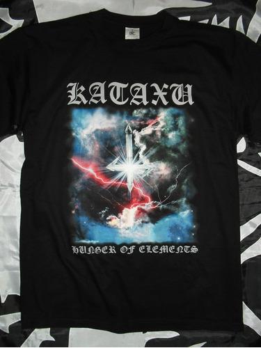 kataxu  hunger of elements  t-shirt