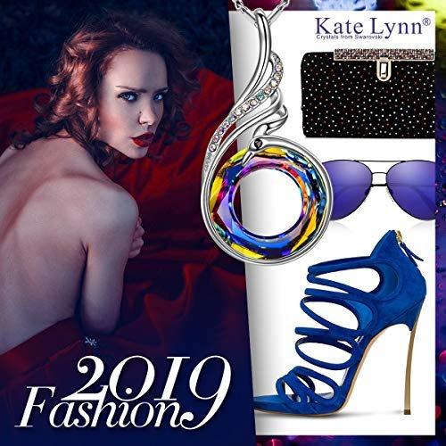 38914dfd5bcc Kate Lynn Mujer Joyería Fina Cristales De Swarovski Nirvana ...