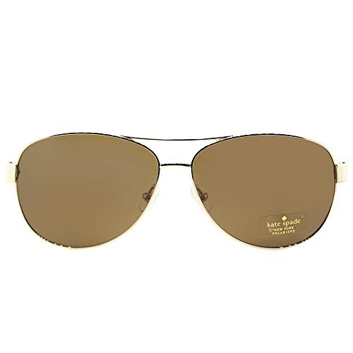 11be44b44 Kate Spade Women's Dalia2/p/s Polarized Aviator Sunglasses ...