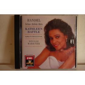 Kathleen Battle George Frideric Hadel Musica Clasica Opera