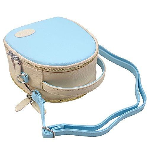 katia mini 9 cremallera caja de la cámara universal para fu