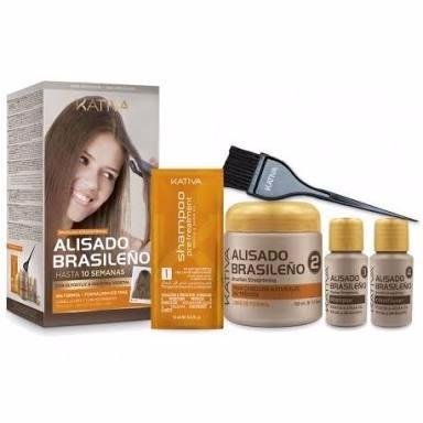 kativa laceado/alisado brasilero con keratina y argan oil