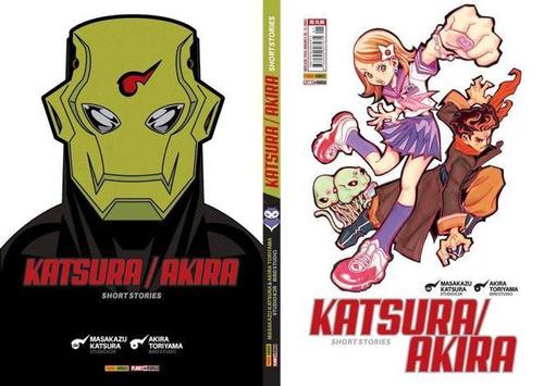 katsura / akira - vol. único