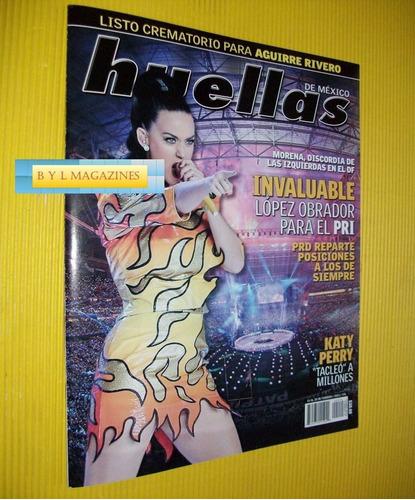 katy perry revista huellas de mexico 2015 super bowl