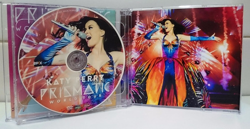 Katy Perry - The Prismatic World Tour Epix - Cd+dvd - R ...