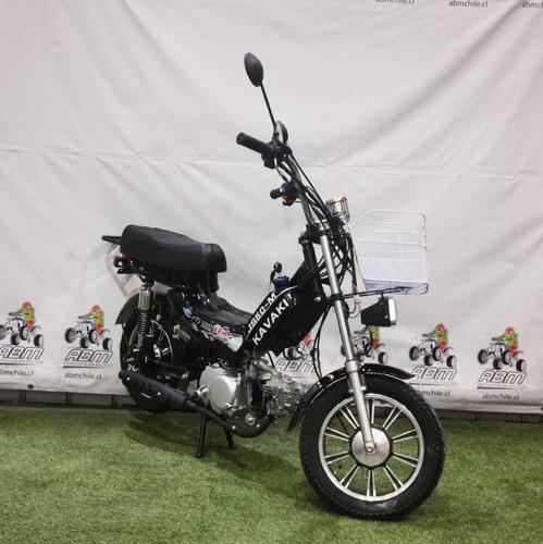 kavaki  bici moto 49cc aautonomia 120 km