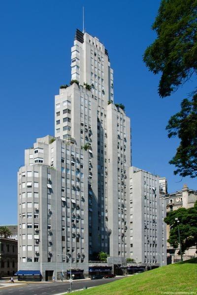 kavanagh - piso alto - vista plaza - reciclado