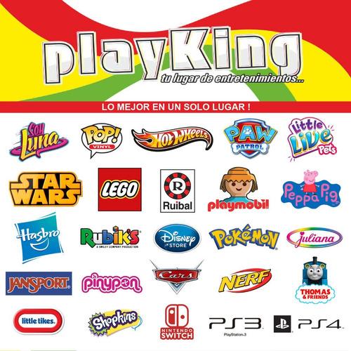 kawaii cubes peluche coleccionable personaje disney playking