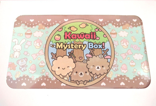 kawaii mystery box caja kawaii sorpresa 20 productos cute