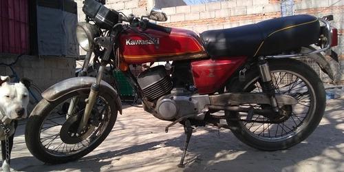 kawasaki 125 ah 125