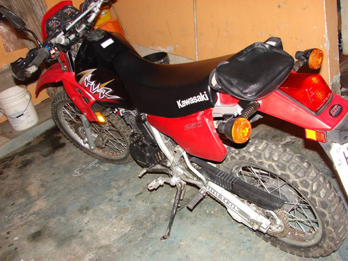 kawasaki 250cc moto cross