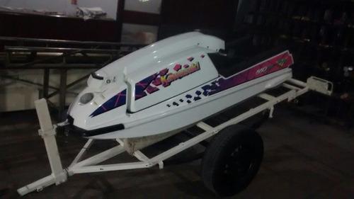 kawasaki 550cc sx impecable jet ski