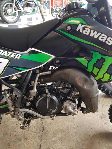 kawasaki 65 cc. 2009