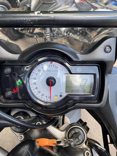 kawasaki 650 versys año 2015 muy buena en motoswift