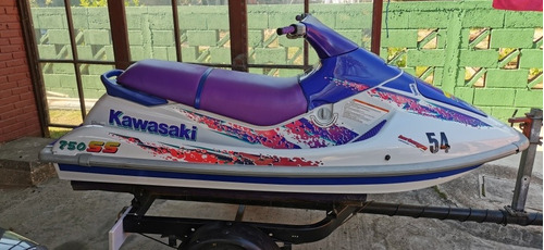 kawasaki  750 ss