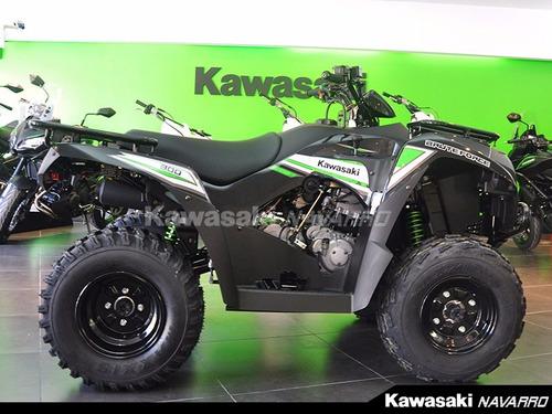 kawasaki brute force 300 cuatriciclo