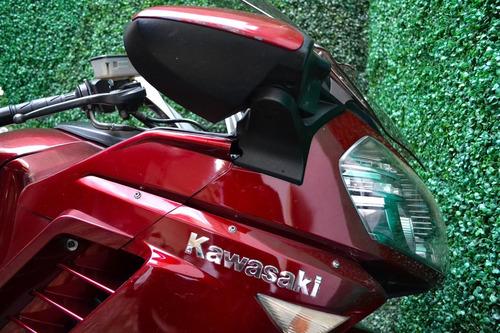 kawasaki concours 1400 sin detalles