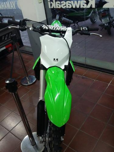 kawasaki cross motos