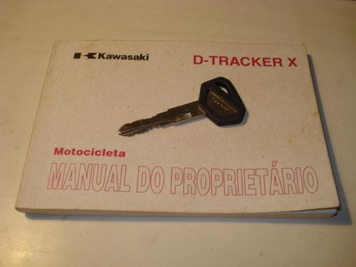 kawasaki d-tracker klx 250 x