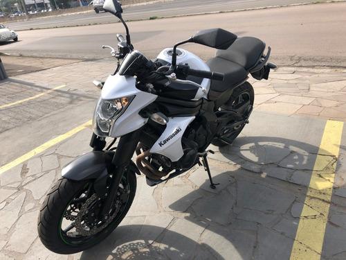 kawasaki er-6n 650cc