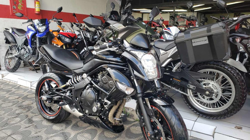 kawasaki er-6n motos