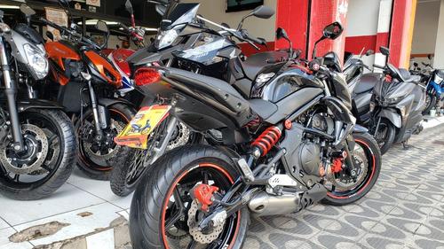 kawasaki er6-n ano 2010 preta shadai motos
