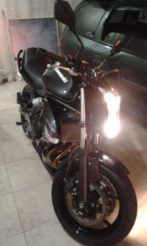 kawasaki - er6n 2012 - 650cc - novíssima