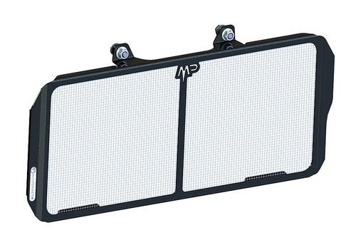kawasaki er6n650 protector cubre radiador inox motoperimetro
