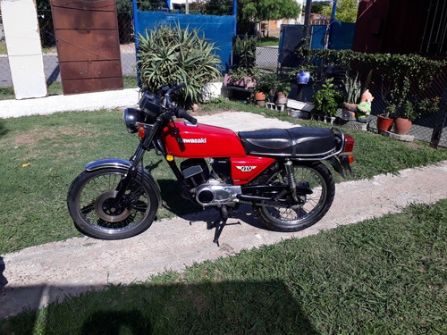 kawasaki gto 110cc
