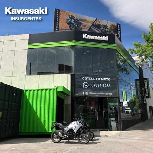 kawasaki insurgentes versys 650 abs 2020
